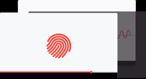 youtube fingerprint